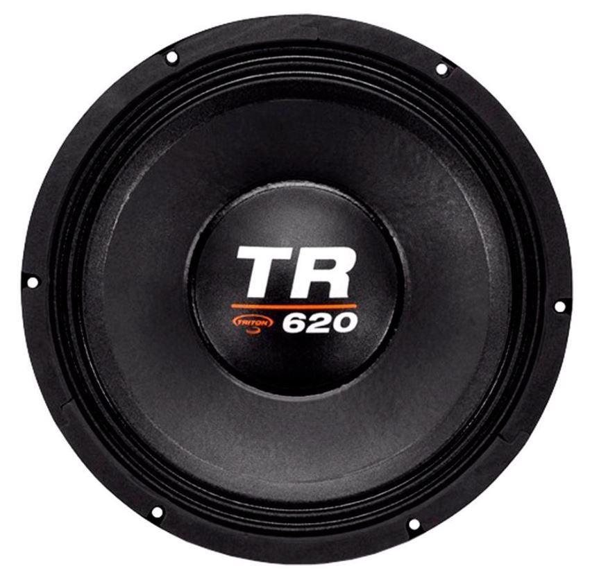 "Alto Falante Woofer Triton 12"" TR 620 620W Rms 4 Ohms"