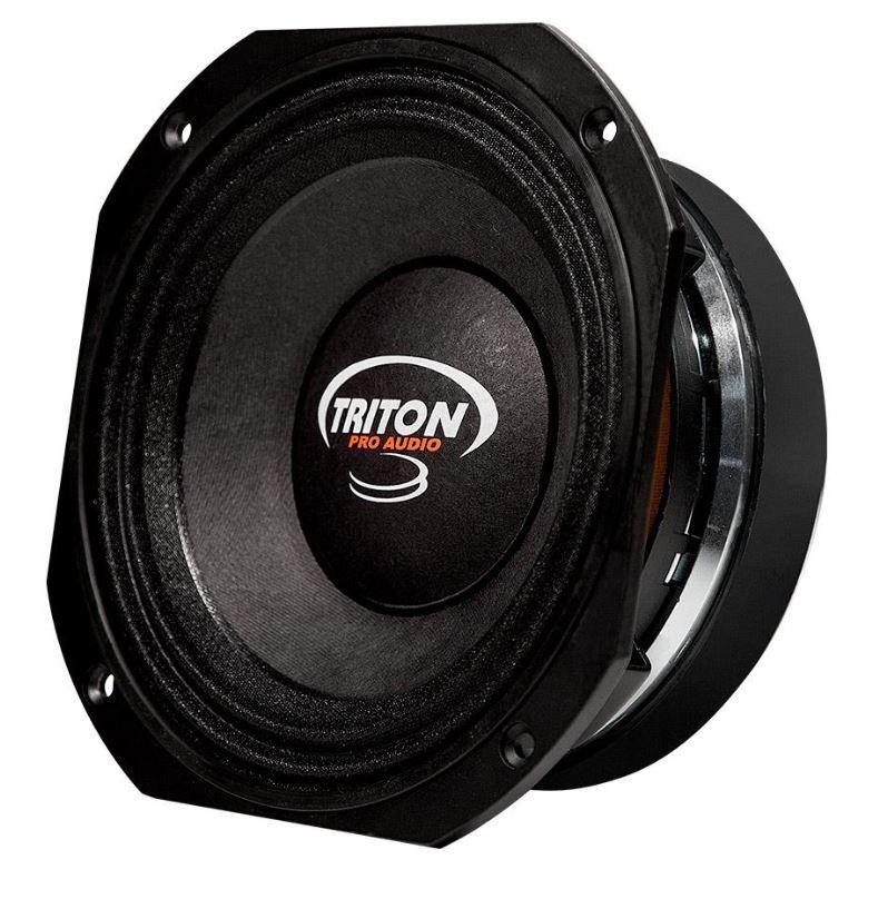 """Alto Falante Woofer Triton 8"""" Pro Xrl 600 300W Rms 8 Ohms"""