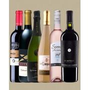 Box c/ 6 vinhos - Premium