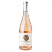 Vinho Cuvée Charlemagne Premium 2018 Rosé França 750ML