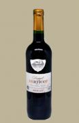 Vinho Daguet de Berticot Merlot 2015 Tinto França 750 ml