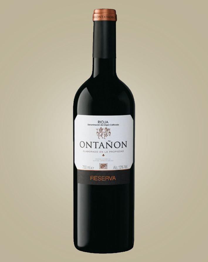 Vinho Ontañón Reserva 2010 Tinto Espanha 750 ml