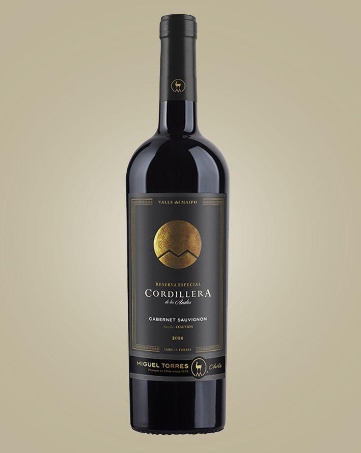 Vinho Miguel Torres Cordillera Cabernet Sauvignon 2014 Tinto Chile 750 ml
