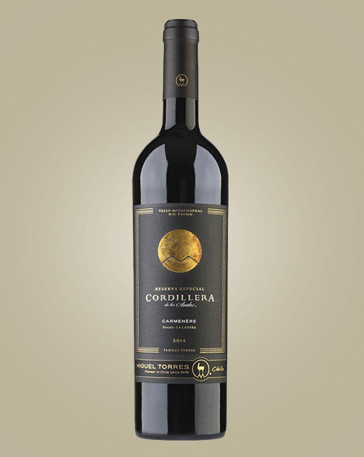 Vinho Miguel Torres Cordillera Carmenere 2014 Tinto Chile 750 ml