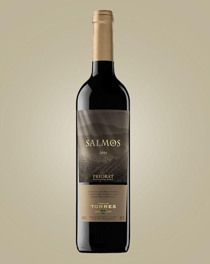 Vinho Miguel Torres Salmos Priorat 2014 Tinto Espanha 750 ml
