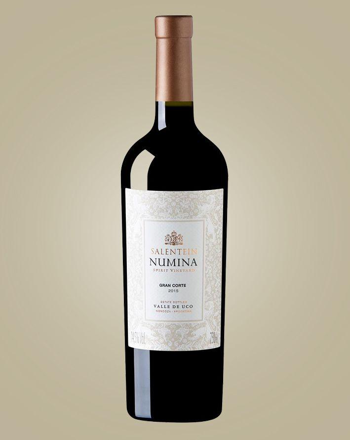Vinho Salentein Numina Gran Corte 2016 Tinto Argentina 750 ml