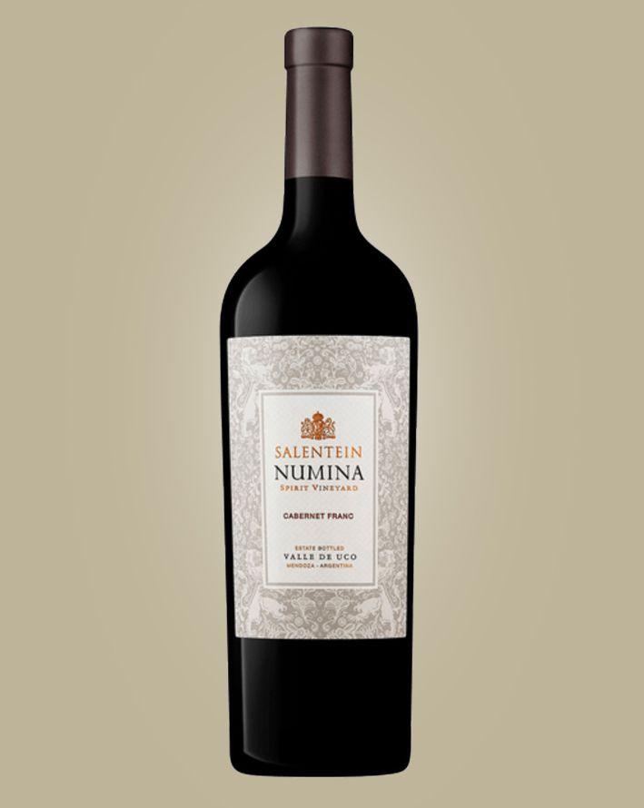 Vinho Salentein Numina Cabernet Franc 2015 Tinto Argentina 750 ml