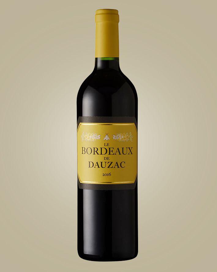 Vinho Le Bordeaux de Dauzac  2016 Tinto França 750 ml