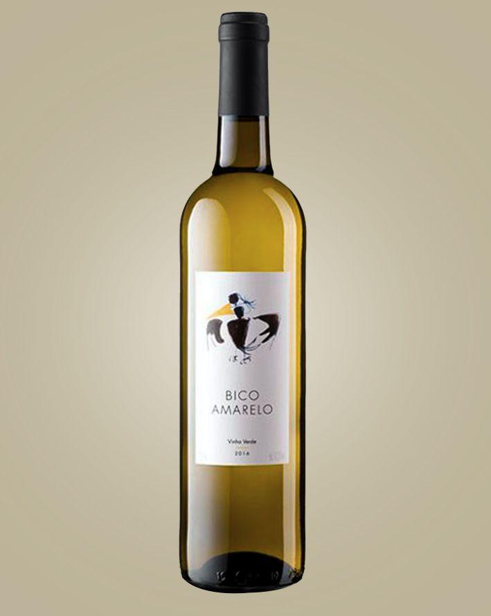 Vinho Ameal Bico Amarelo Vinho Verde 2018 DOC Branco Portugal 750 ml