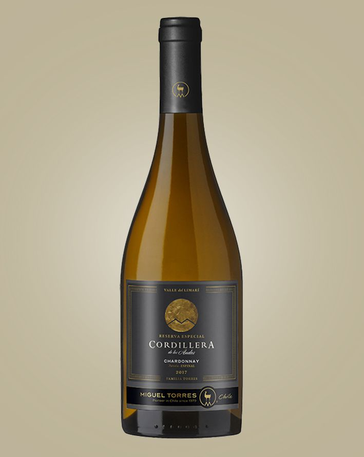 Vinho Miguel Torres Cordillera Chardonnay 2017 Tinto Chile 750 ml