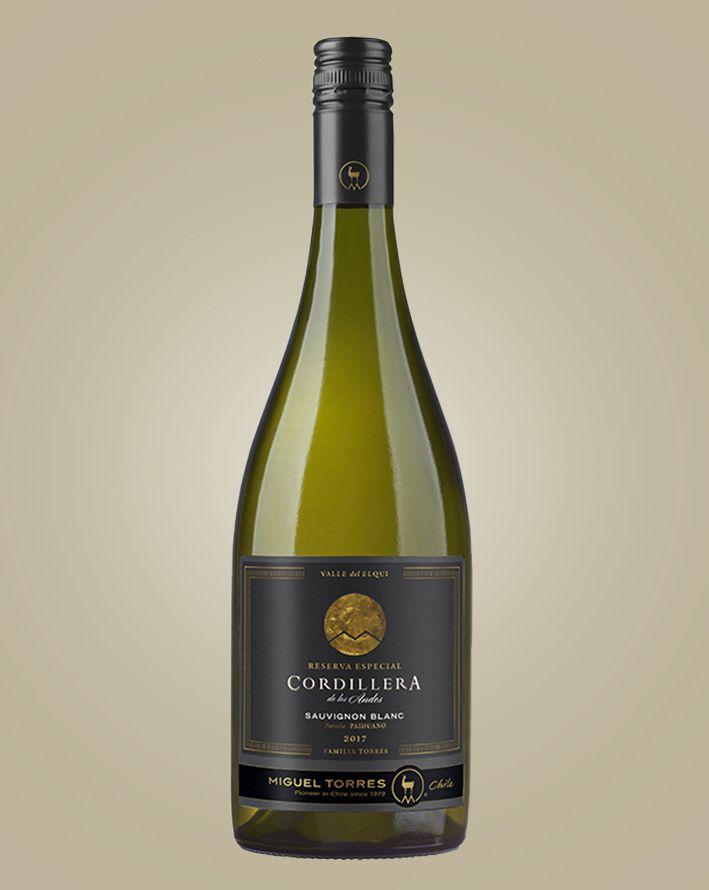 Vinho Miguel Torres Cordillera Sauvignon Blanc 2017 Tinto Chile 750 ml