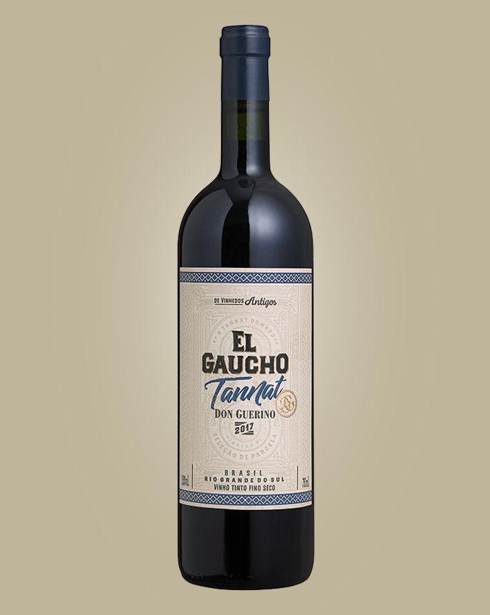 Vinho Don Guerino El Gaucho Tannat 2017 Tinto Brasil 750 ML
