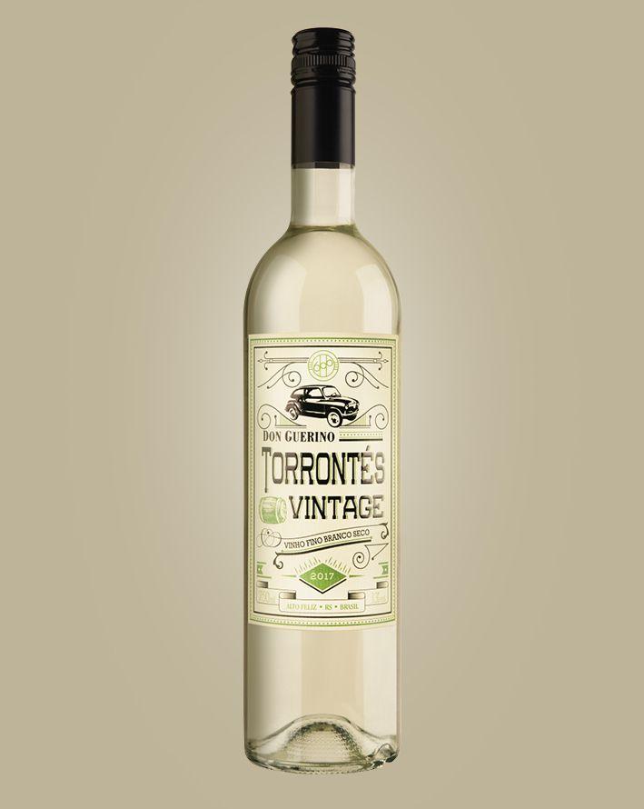 Vinho Don Guerino Vintage Torrontes 2018 Branco Brasil 750 ML
