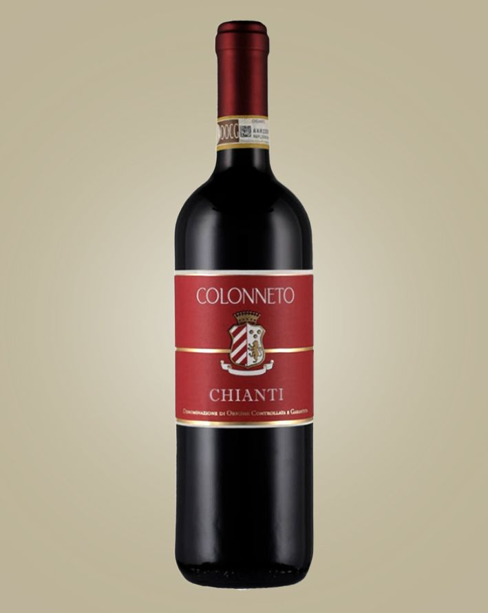 Vinho Coloneto Chianti DOCG 2018 Tinto Italia 750 ml