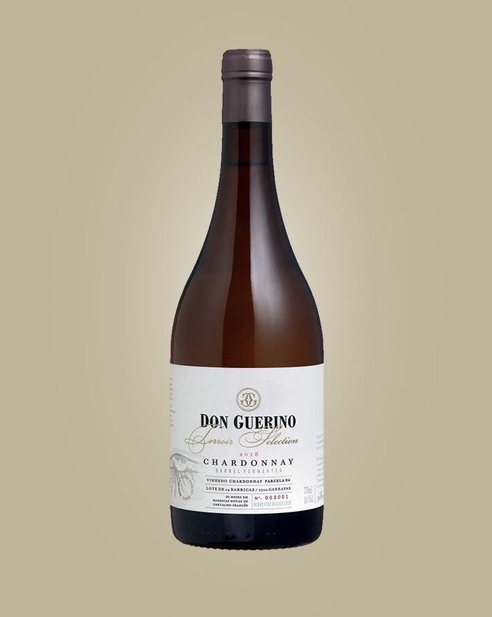 Vinho Don  Guerino Terroir Selection Chardonnay 2018 Branco Brasil 750 ML