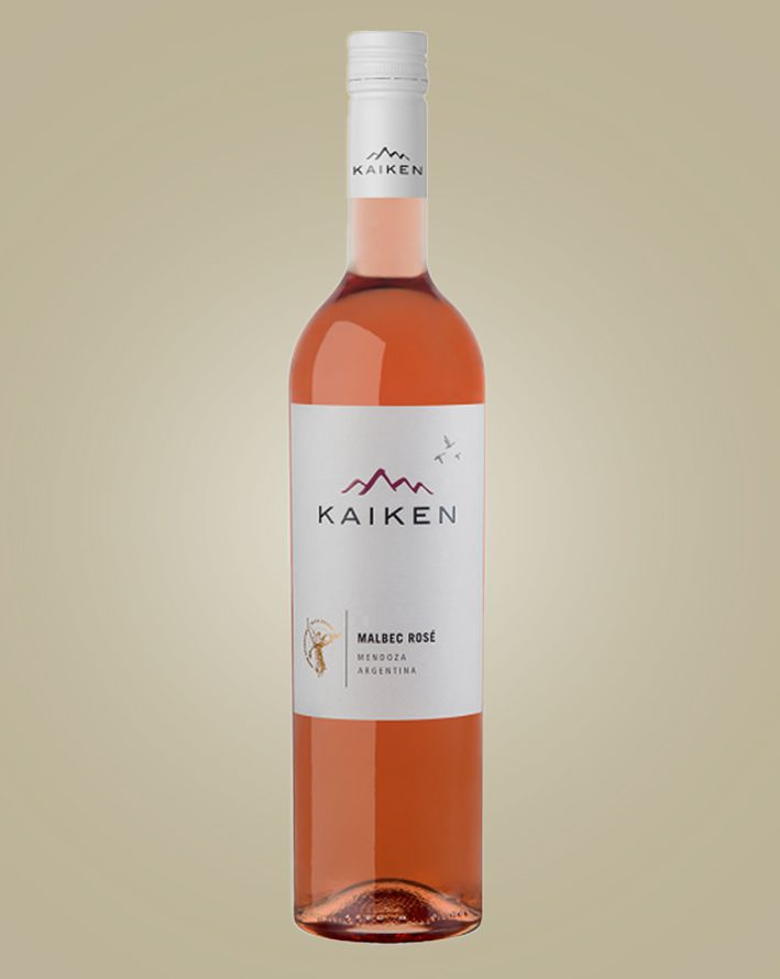 Vinho Kaiken Estate Malbec Rose 2019 Argentina 750 ml