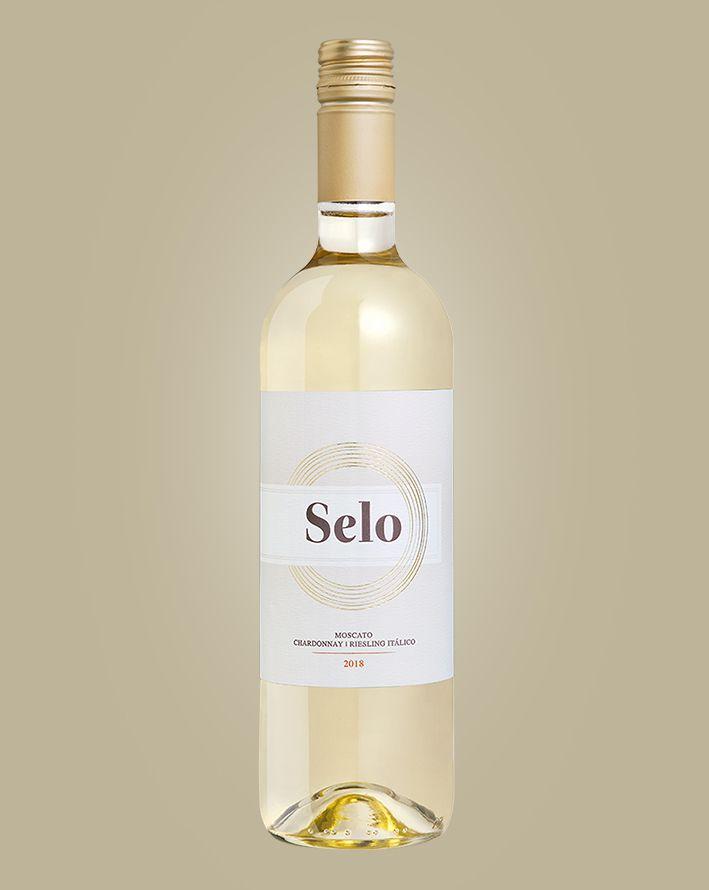 Vinho Lidio Carraro Selo 2018 Blende Branco Brasil 750 ml