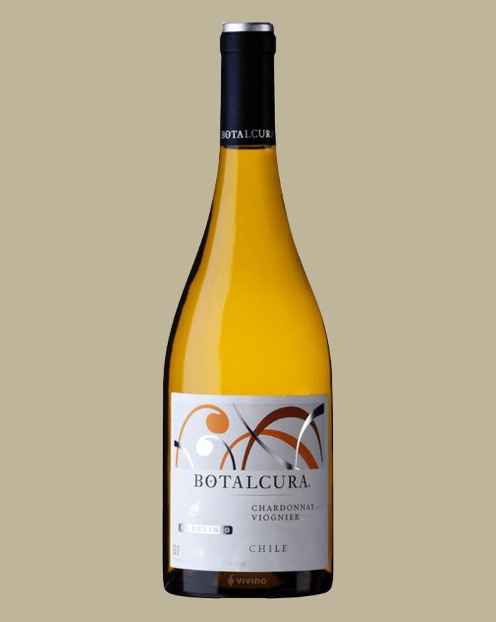 Vinho Botalcura El Delirio Chardonnay/Viogner 2016 Tinto Chile 750 ml