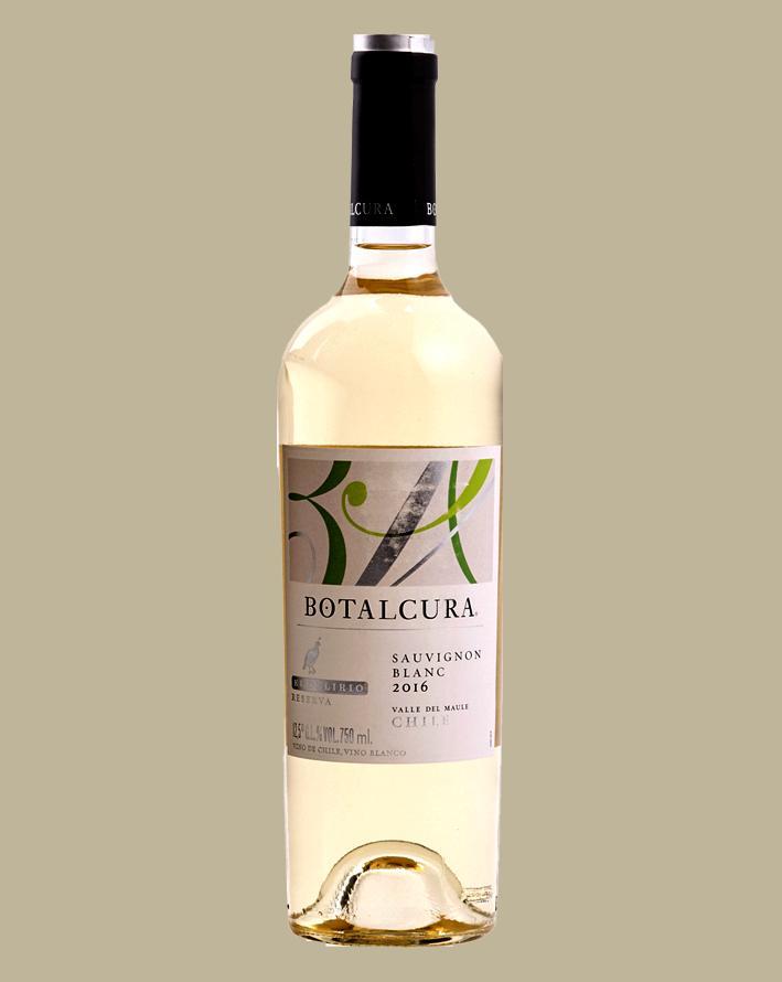 Vinho Botalcura El Delirio Sauvignon Blanc 2016 Tinto Chile 750 ml