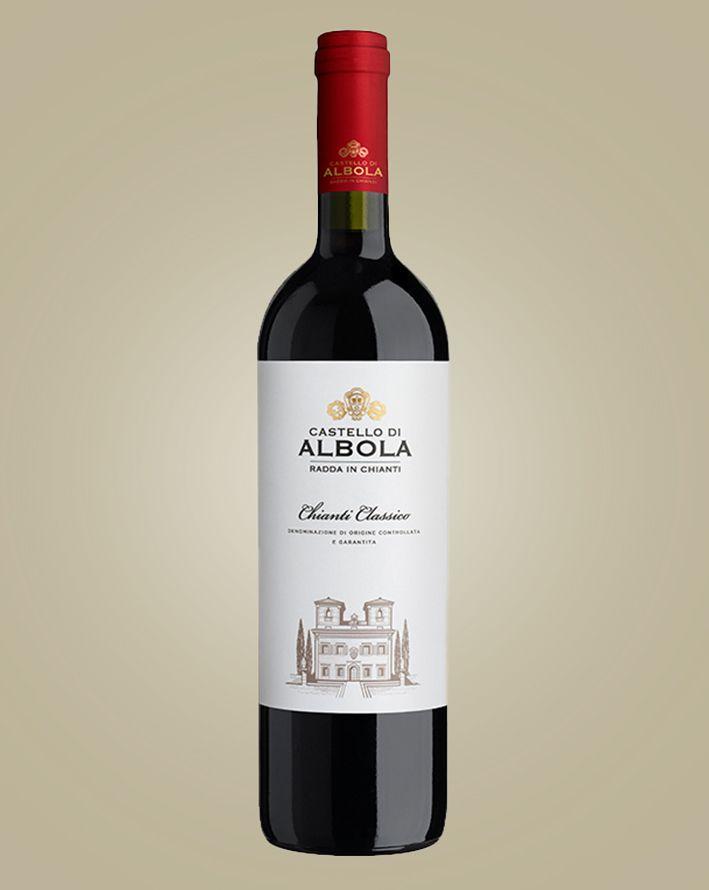 Vinho Castello di Albola Chianti Classico DOCG 2015 Tinto Italia 750 ml