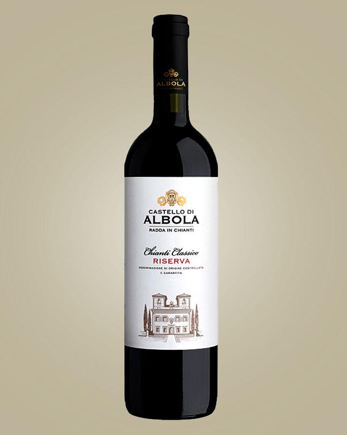 Vinho Castello di Albola Chianti Classico Riserva DOCG 2015 Tinto Italia 750 ml