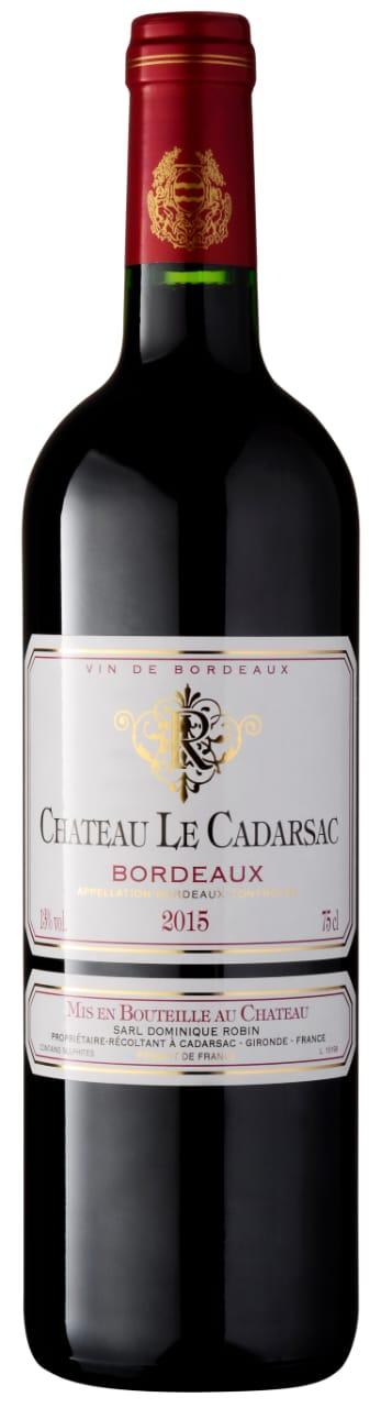 Château Le Cadarsac 2015