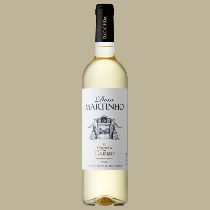Dom Martinho by Quinta do Carmo 2016 Branco Portugal 750 ml