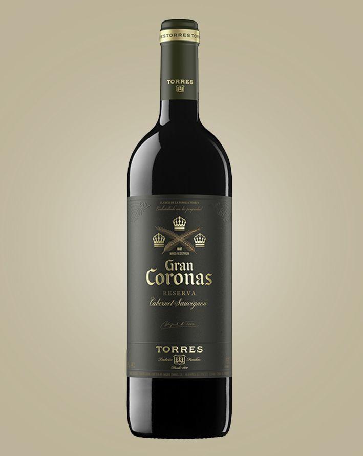 Vinho Miguel Torres Gran Coronas Reserva Cabernet Sauvignon 2014 Tinto 750 ml