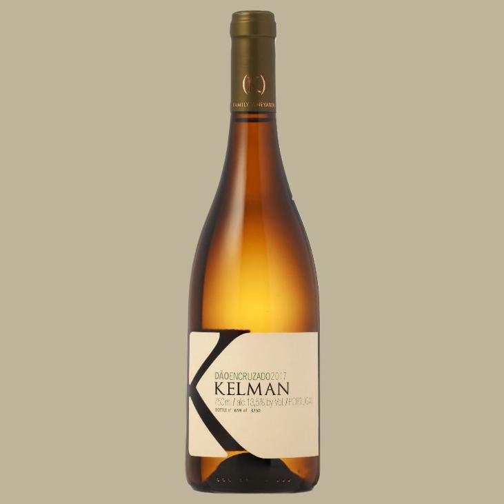 Kelman Dão Encruzado 2017 Branco Portugal 750 ml