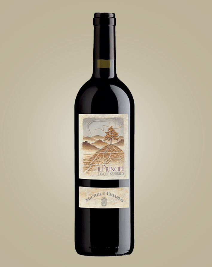 Vinho Michele Chiarlo Il Principe Nebbiolo Langue DOC 2016 Tinto 750 ml