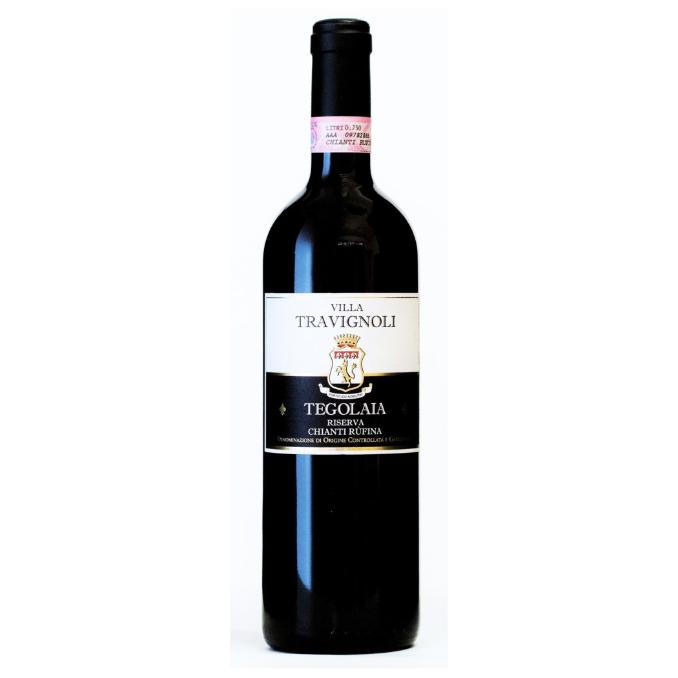 Villa Travignoli Tegolaia Chianti Rùfina Riserva Tinto Itália 750 ml