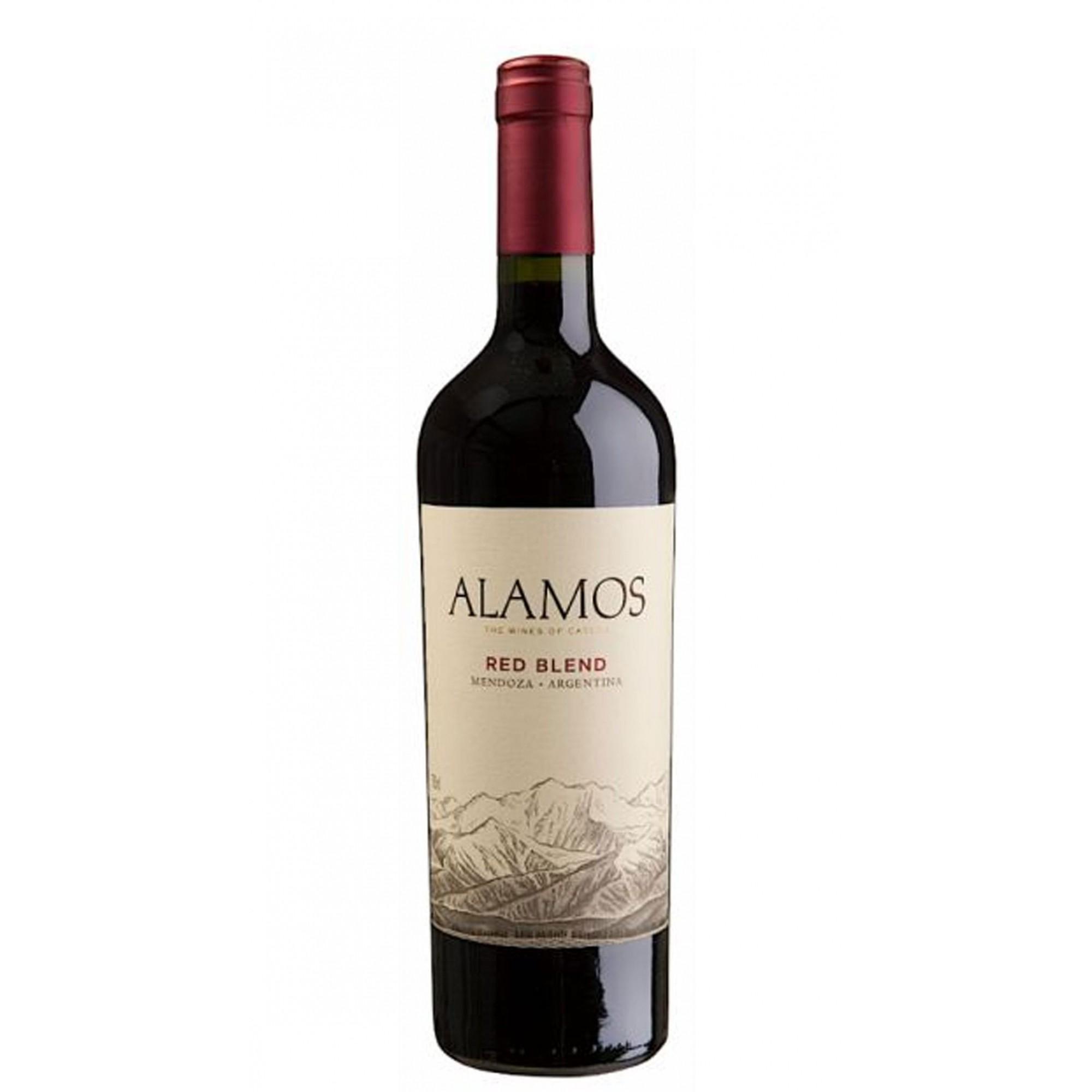 Vinho Alamos Red Blend 2018 Tinto Argentina 750 ml
