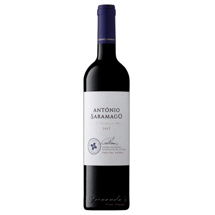 Vinho António Saramago 2017 Tinto Portugal 750ML