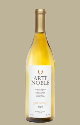 Vinho Arte Noble Chardonnay 2016 Branco Chile 750 ml