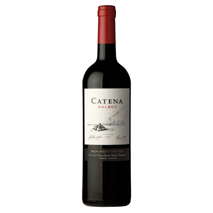 Vinho Catena Malbec  2018 Tinto Argentina 750 ml