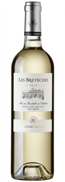 Vinho Chateau Kefraya Les Bretèches Blanc 2014 Libano Branco 750 ml