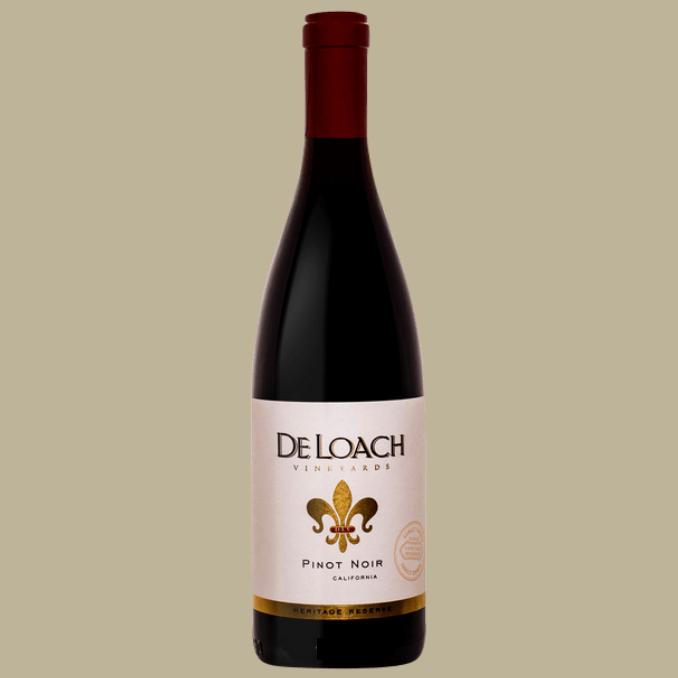 Vinho De Loach Pinot Noir 2016 Tinto E.U.A. 750 ML