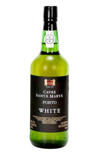 Vinho do Porto Cave Santa Marta White portugal 750 ml