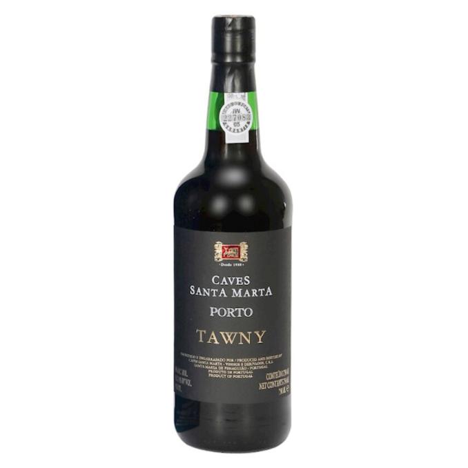 Vinho do Porto Santa Marta Tawny Tinto Portugal 750 ml