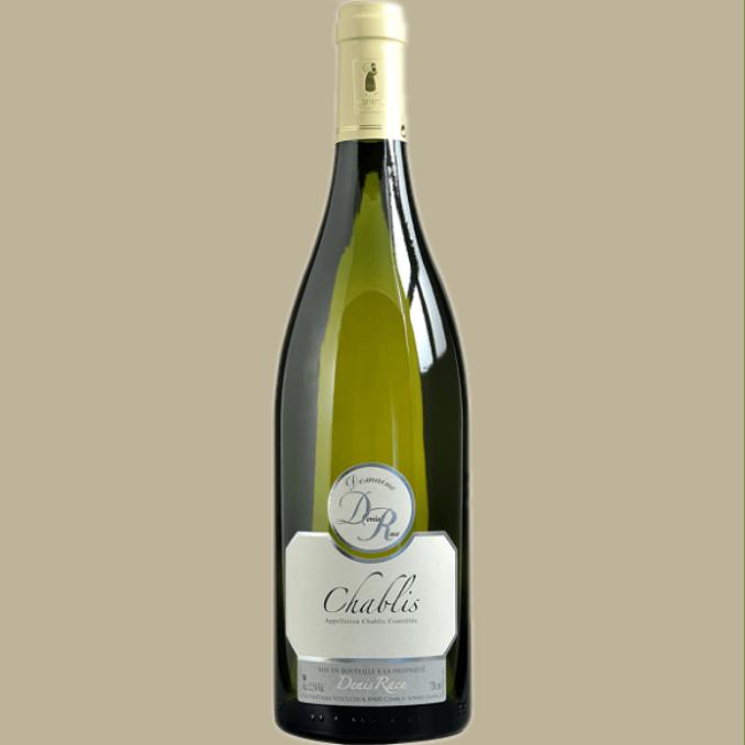 Vinho Domaine Denis Race Chablis Branco França 750 ml