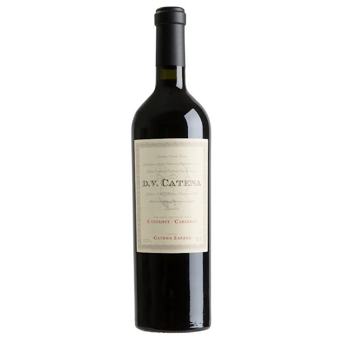 Vinho Dv Catena Cabernet Cabernet  2017 Tinto Argentina 750 ml