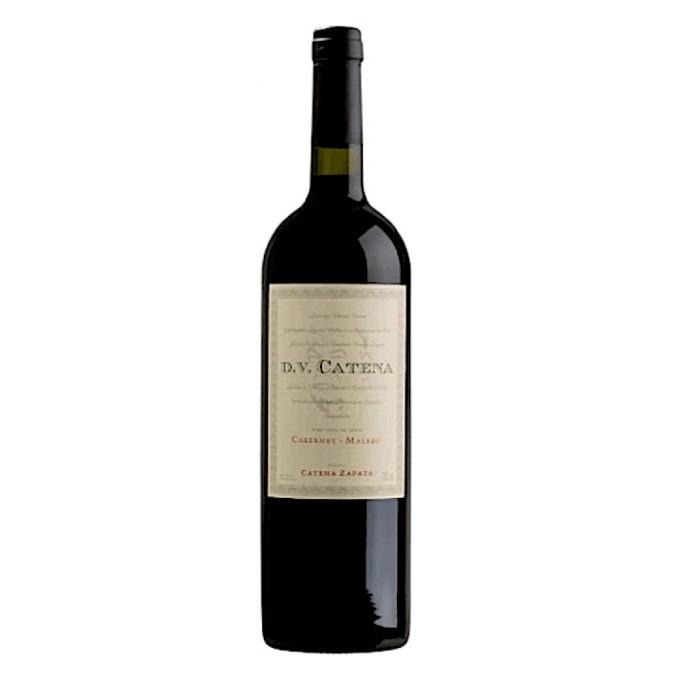 Vinho Dv Catena Cabernet  Malbec  2017 Tinto Argentina 750 ml