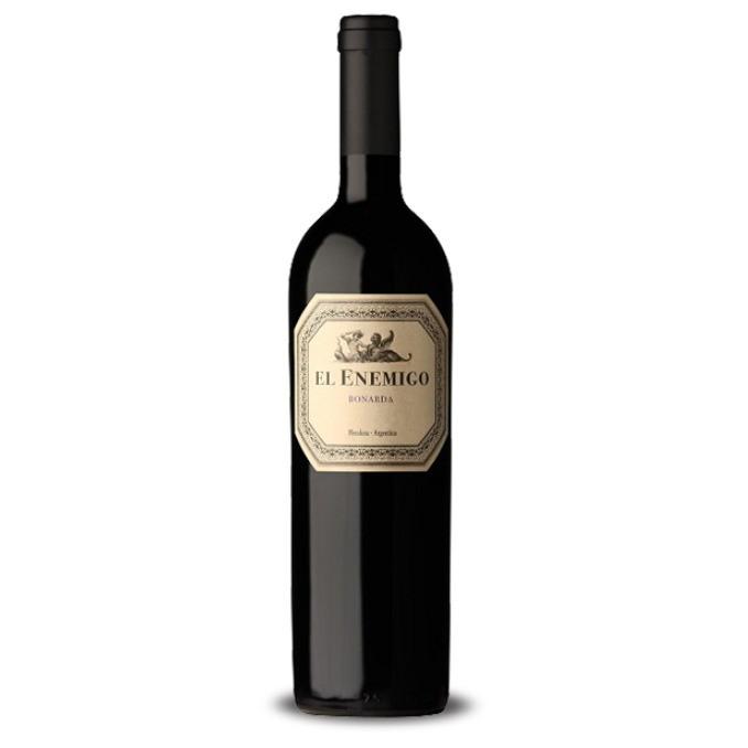 Vinho El Enemigo Bonarda  2016 Tinto Argentina 750 ml