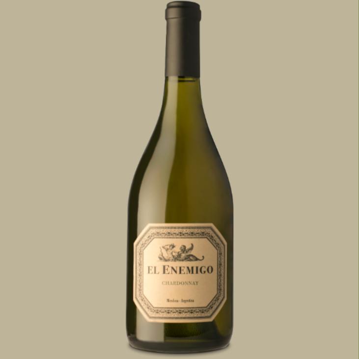 Vinho El Enemigo Chardonnay  2017 Branco Argentina 750 ml