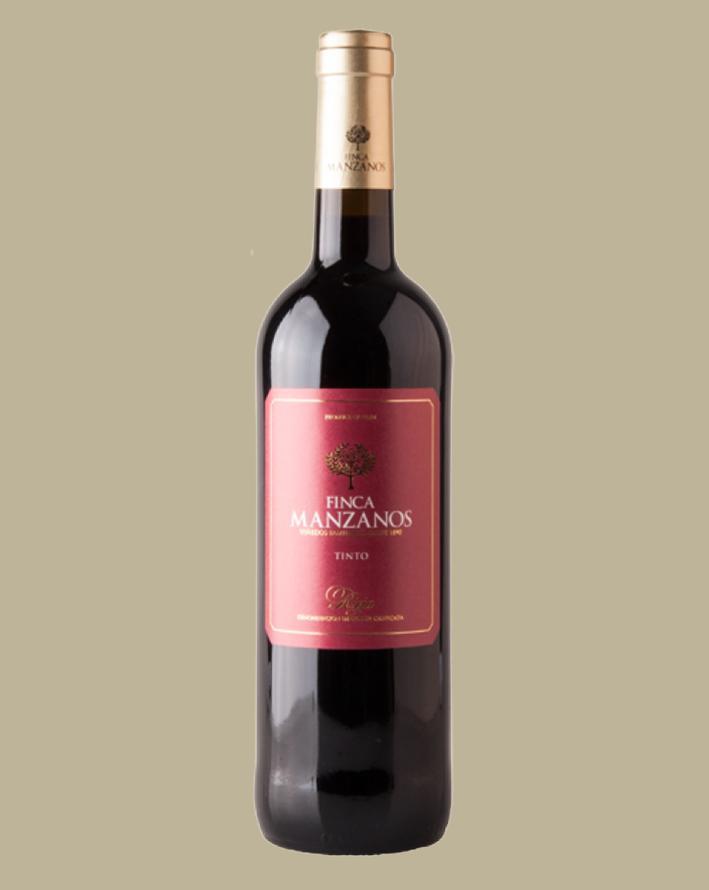 Vinho Finca Manzanos Blend 2018 Tinto Espanha 750 ml