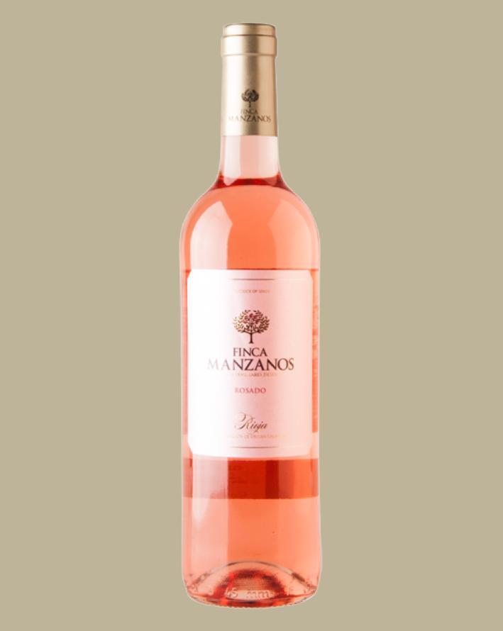 Vinho Finca Manzanos Rosado 2018 Rose Espanha 750 ml