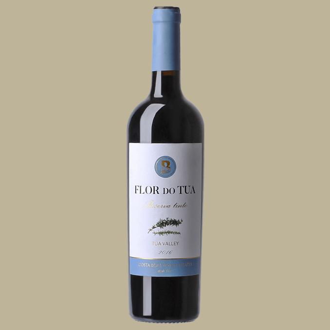 Vinho Flor do Tua Reserva Tinto Portugal 750 ml