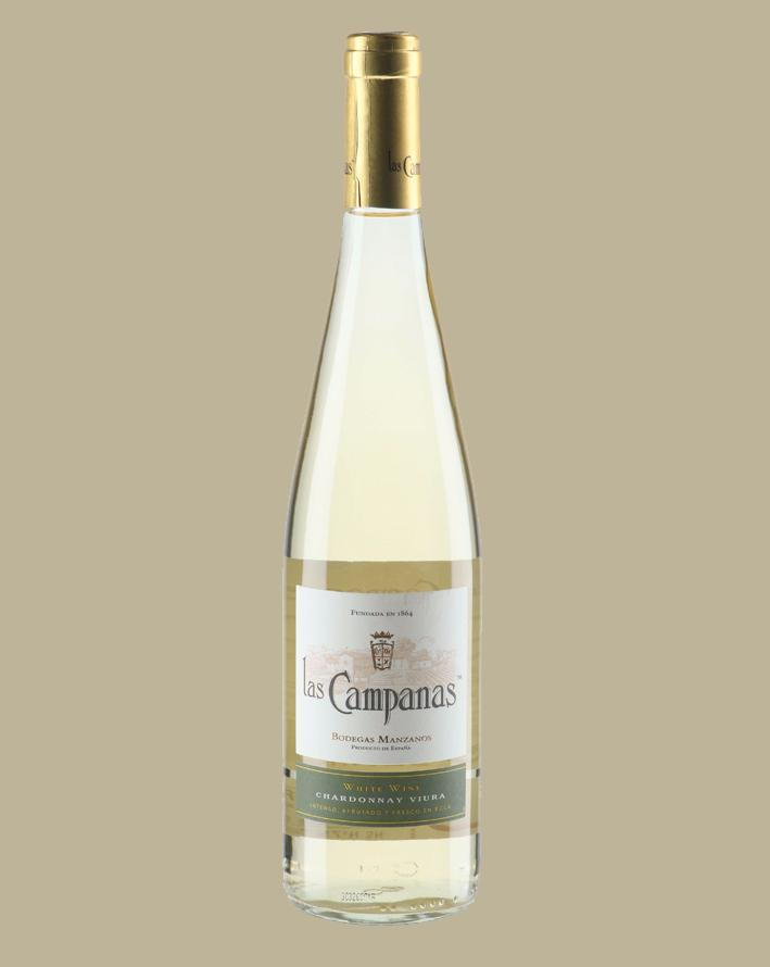 Vinho La Campanas Blanco 2018 Branco Espanha 750 ml