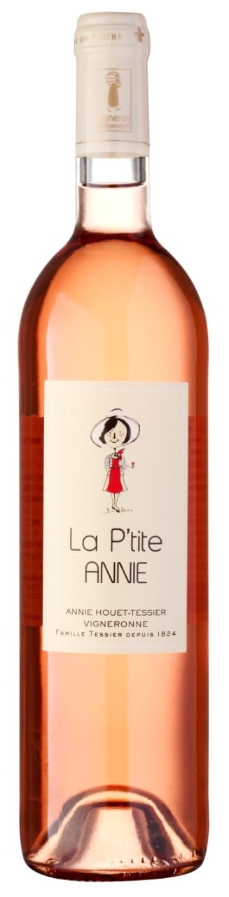 Vinho La P'Tite Annie 2018 Rose França 750ml