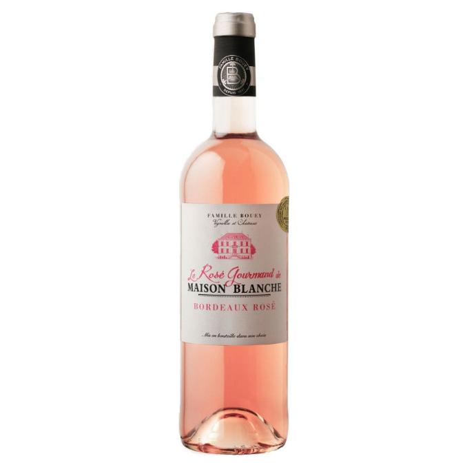 Vinho Maison Blanche Bordeaux Rosé 2018 França 750ML